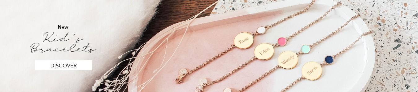 New children chain bracelets